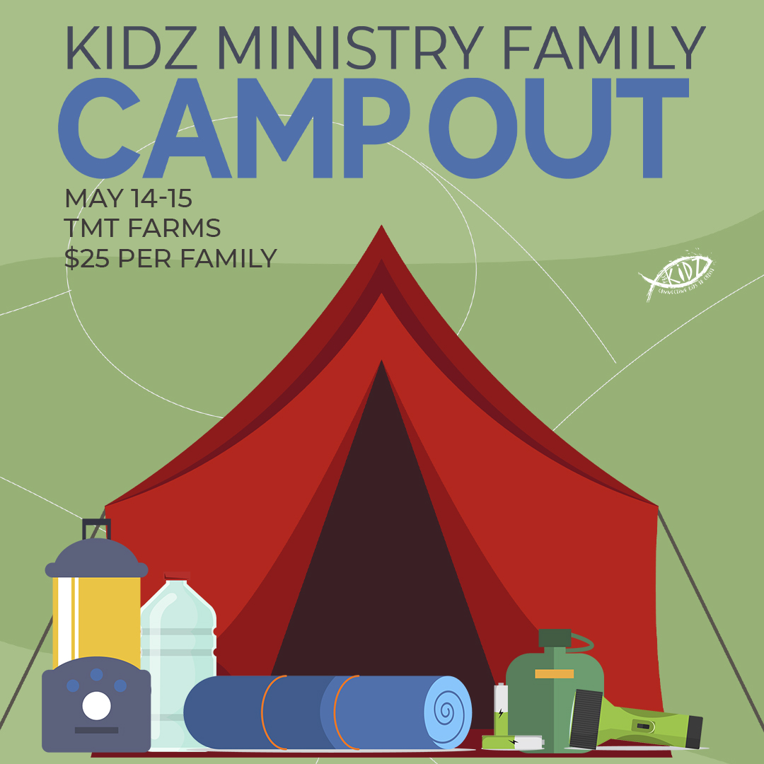 Kidz Family Camp Out!